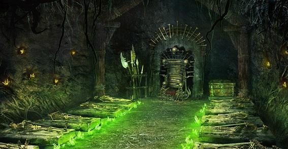 Разграбленные гробницы